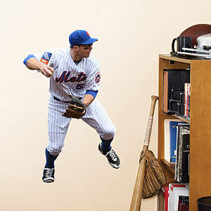 David Wright - Fathead Jr. Fathead Wall Decal